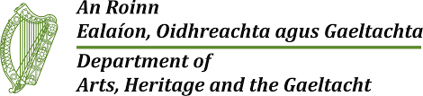 department of arts heritage and gaeltacht